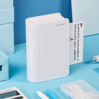Paperang C1 Max 112mm Mini Pocket Photo Thermal Printer Portable Thermal Bluetooth Printer For Mobile Android iOS Phone W