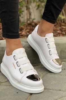 Chekich CH251 BT White Men Sneakers chekich ch254 bt 308 yellow navy men s sneakers
