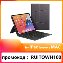 TouchPad Keyboard for iPad 10.9 10.2 Case for Apple iPad 2017 2018 Air 4 3 2 Pro 9.7 10.5 11 2019 2020 8th Funda Cover Keyboard