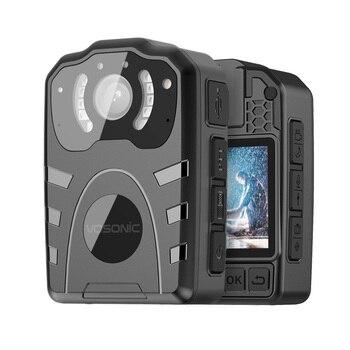 VOSONIC D2 Профессиональный рекордер для работы на сайте, профессиональный HD полевой рекордер, Портативная HD видео и аудио камера