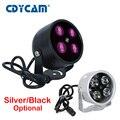 CDYCAM 4 Массив ИК светодиодный светильник ИК инфракрасный металлический водонепроницаемый заполняющий светильник для камеры видеонаблюдени...