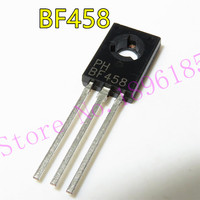 Transistores de alta tensão bf457 bf458 to-126 npn