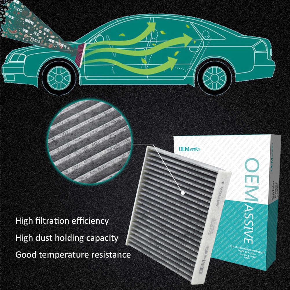 For 2002-2006 Honda CRV Cabin Air Filter Set Denso 27746NY 2003 2004 2005