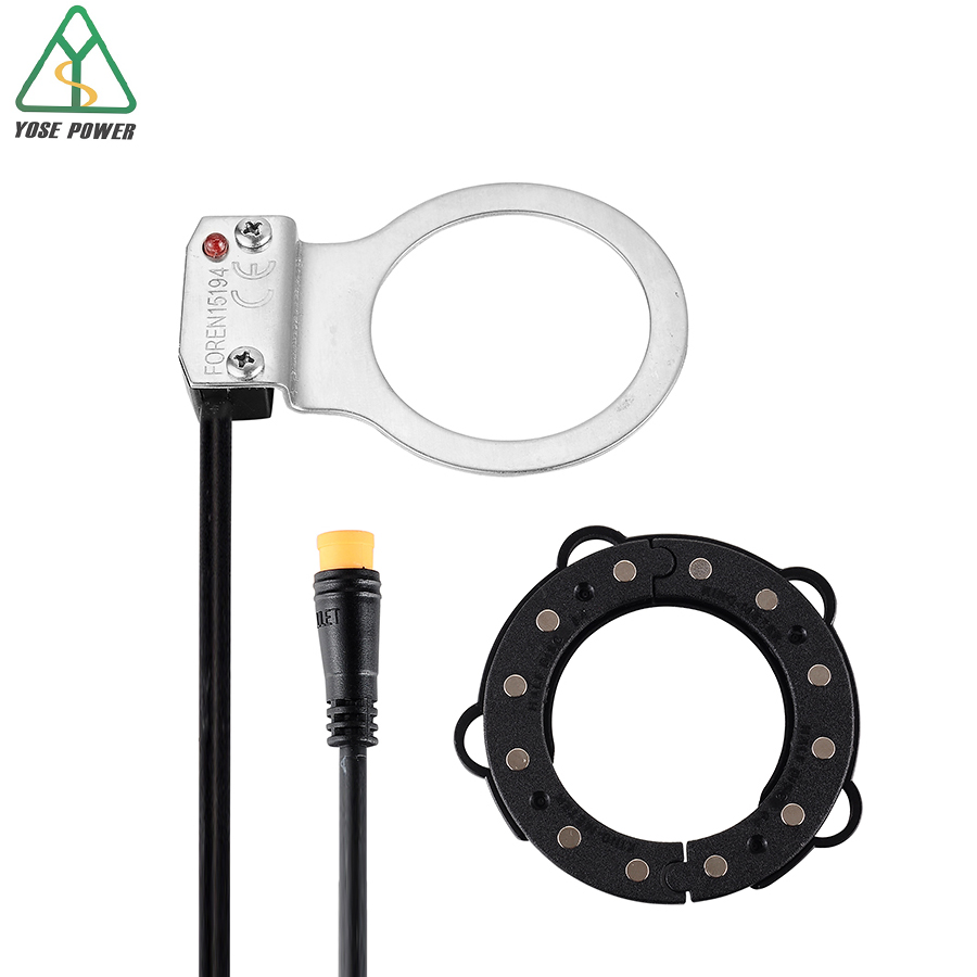 Electric Bike Accessories Original KING-METER Brand PAS Sensor for Hollowtech2/Octalink Use Only New Europe Ship image