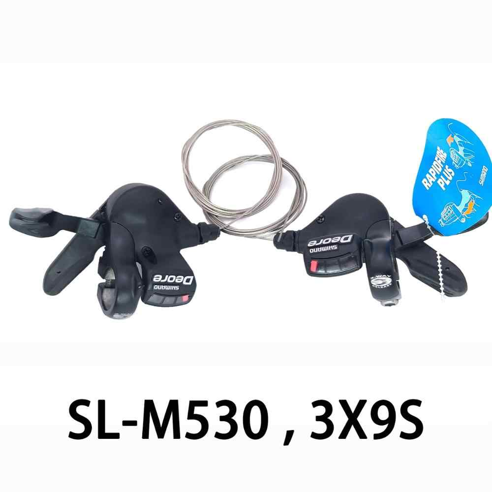 Shimano Deore ST-M530 Right Shifter