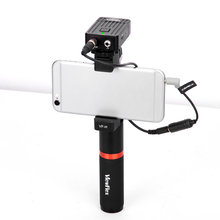 CoMica WD01 2.4G Digital Wireless Lavalier Microphone System for Vlogging Street Interviews YouTube Video Conference