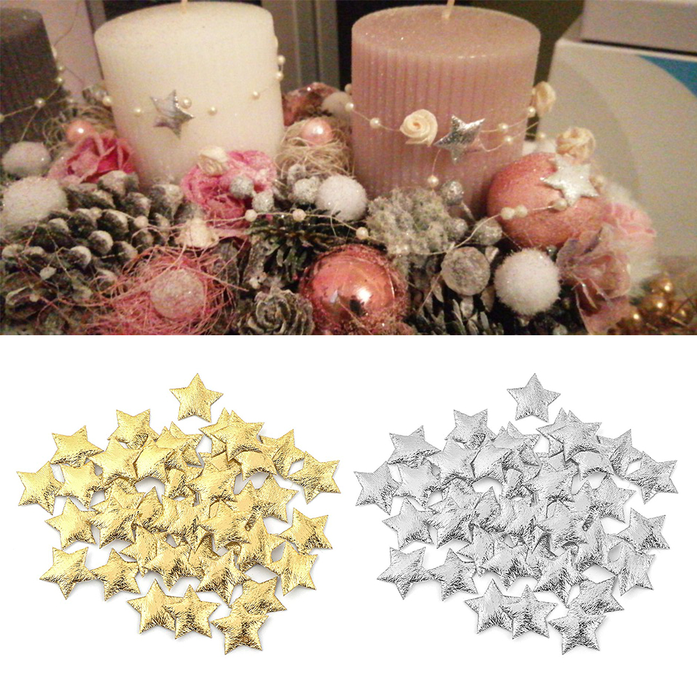 Details about  /Embossing Stars Ornaments Fabric stars Hair Accessories Foam Embellishments