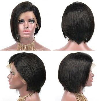 YVONNE Design Pixie Cut Short Wigs Brazilian