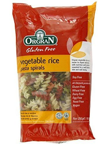 Vegetable Rice Spirals (250g) - X 3 Pack Savers Deal