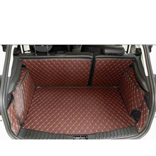 lsrtw2017 for ford focus 3 leather car trunk mat cargo liner 2011 2012 2013 2014 2015 2016 2017 2018 rug carpet luggage