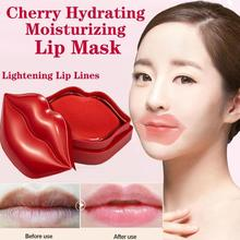 Hydrating Moisturizing Lip Mask Anti-drying Lightening Lip Lines Collagen Lip Mask Lip Enhancer Plumper Lip Care
