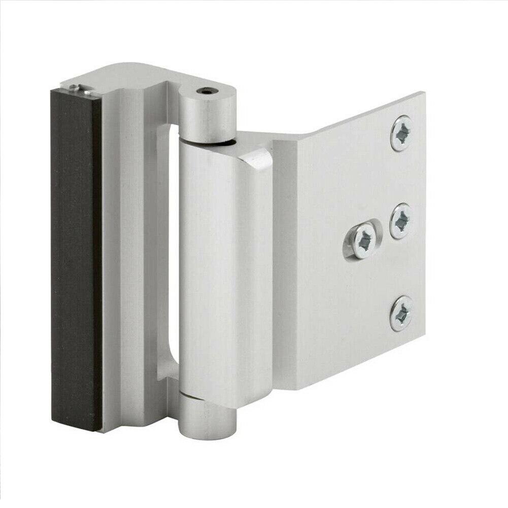 Aluminium Alloy U Door Reinforcement Lock Defender Security Door Stopper