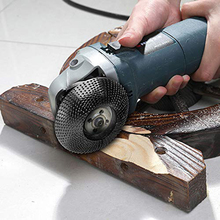 Wood Grinding Wheel Angle Grinder Disc Bore Shaping Wood Carving Sanding Abrasive Tool For Wood Angle Tungsten Carbide Coating