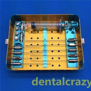 Image 2 - Facial fat filling graft transplantation cannula kit Stem Cell Lipo face Fat Transfer Liposuction needle set Hot Sale