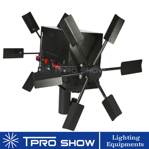 Image 2 - Wedding Pyrotechnics Cold Fire Fountain Rotating Stage Lighting Effect Ignition System Machine Remote Control For Stage Show