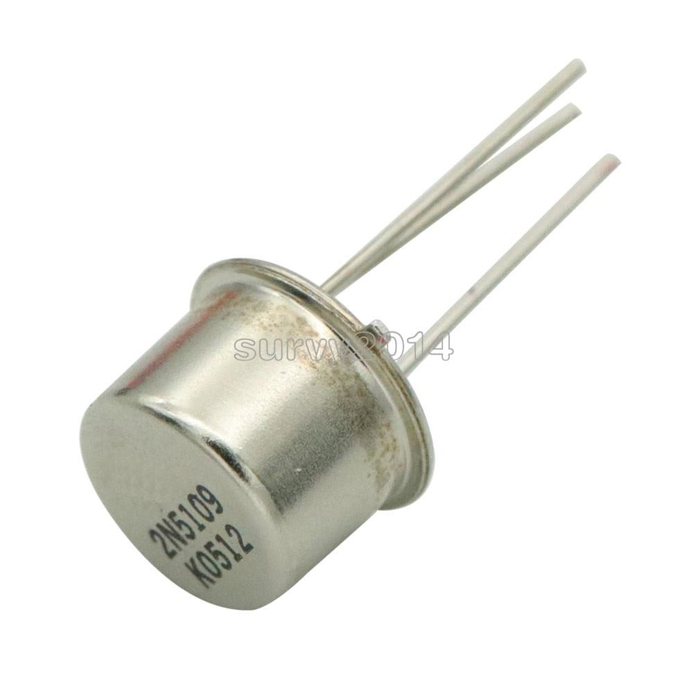 5PCS X  RF/VHF/UHF Transistor TO-39 2N5109