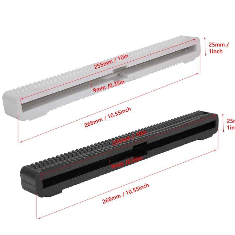 Nancunhuo Fin Box Universal 10 Pouces Longboard Surfboard Simple Centre Tail Fin Box Plug Plug