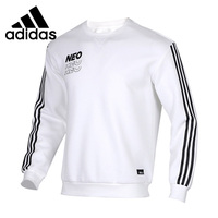 Original New Arrival Adidas NEO M SS GRPHC SWT Men's Pullover Jerseys Sportswear