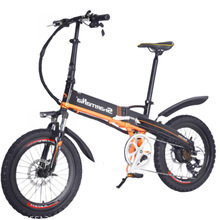 20-дюймовый Электрический велосипед электрический складной-20 дюймов складной электрический велосипед для взрослых Электрический автомобиль Bicicleta Electrica Rockwheel