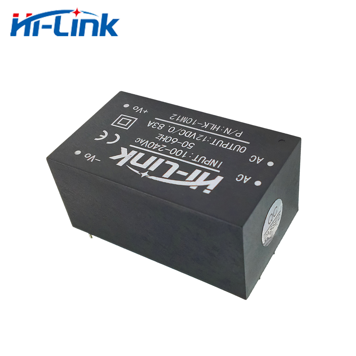 Free shipping 5pcs/lot <font><b>220V</b></font> <font><b>to</b></font> 10W <font><b>12V</b></font> 830ma single output power supply <font><b>module</b></font> ce image