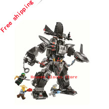 10719 775pcs Building Blocks Kids Toys For Children Gift Compatible with Ninja 70613 Garma Mecha Man(China)