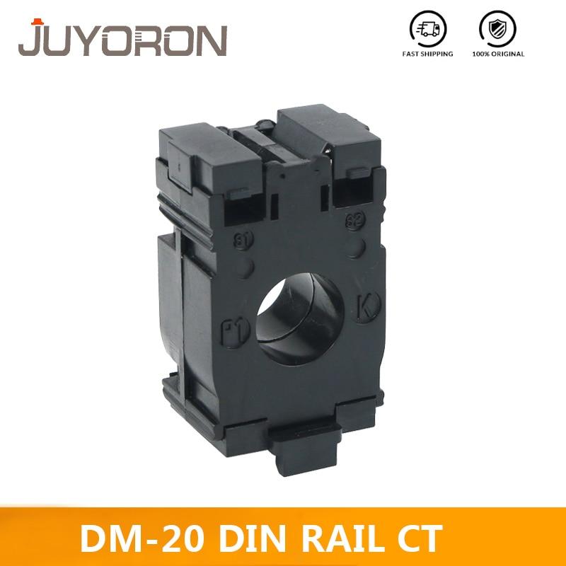 Трансформатор тока на Din-рейку, черный, 30 А, 50 А, 75 а, 100 А, 150 А, 200 А, 250 А, крепление на Din-рейку CT для распределительной панели
