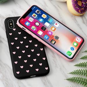 Image 4 - KISSCASE mode amour coeur étui pour huawei P20 P10 Lite Pro Mate 20 10 P Smart dur PC coques de téléphone pour Honor 9 10 Lite 8X couverture