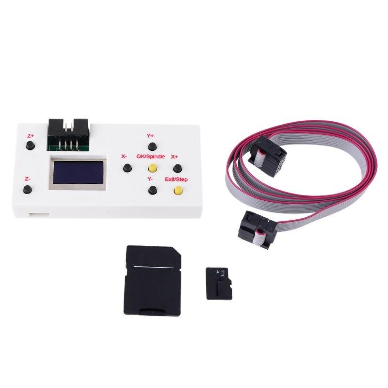 GRBL CNC Offline Controller For Diy Mini CNC Engraving Machine Laser Engraving CNC 3018,CNC 3018 PRO,CNC 3040, CNC 1610