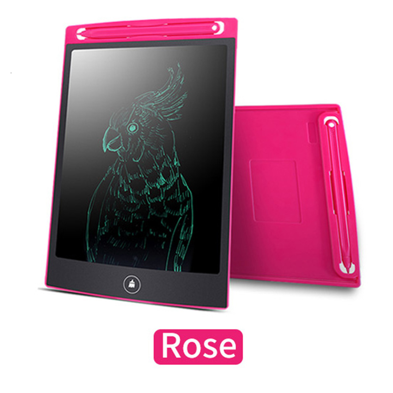 CINUE 8.5 inch LCD Writing Tablet Panel Curved Light Energy Electronic Drawing Board Screen Filters