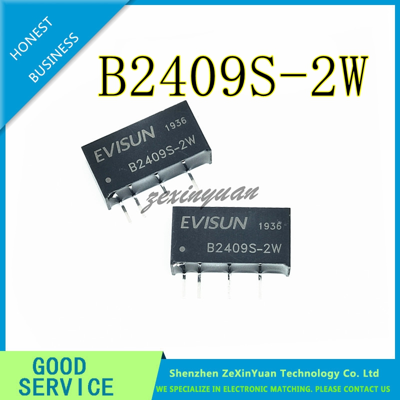 B2409S-2W B2409S 24V TO 9V SIP-4 1PCS