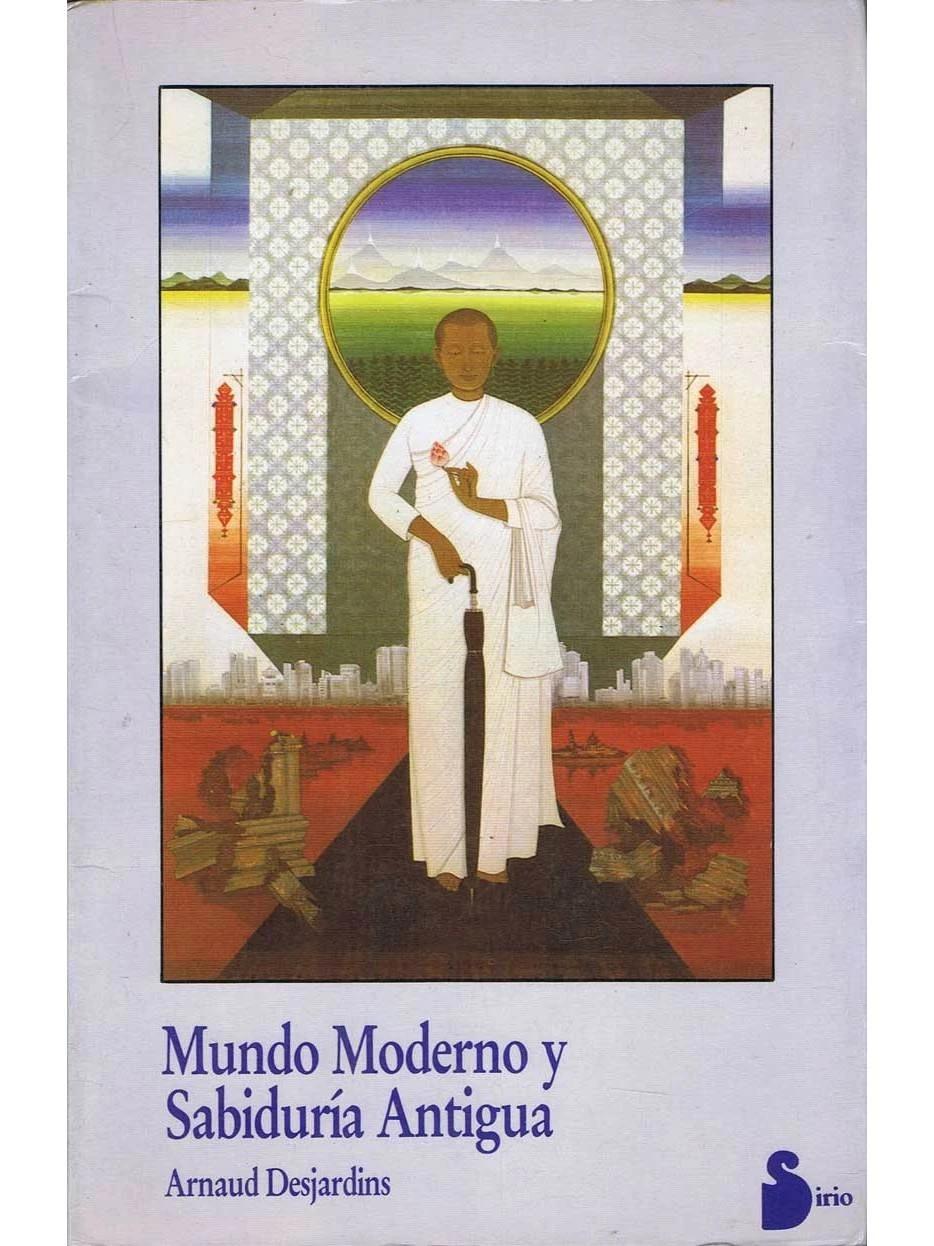 Mundo Moderno y Sabiduría Antigua Arnaud Desjardins| | - AliExpress