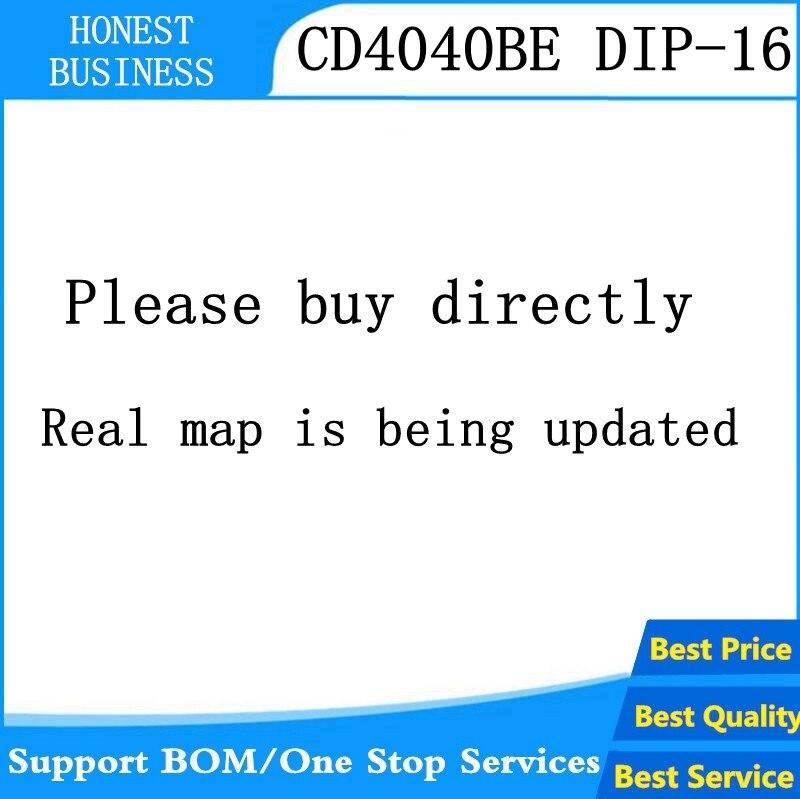 10PCS SN74HC4040N DIP 12-BIT ASYNCHRONOUS BINARY COUNTERS