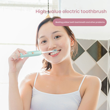 Ultrasonic Electric Toothbrush Vibration Whitening Rechargeable Oral Hygiene Cleaning Replacement Teeth Brush Heads xiaomi electric toothbrush smart sonic ultrasonic tooth brush whitening teeth vibrator wireless oral hygiene mijia birthday gift
