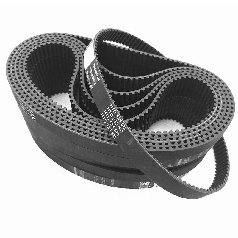 NEW TIMING BELT Rubber Black Fit For Mini Electric Scooter 5M-535-15 Accessories