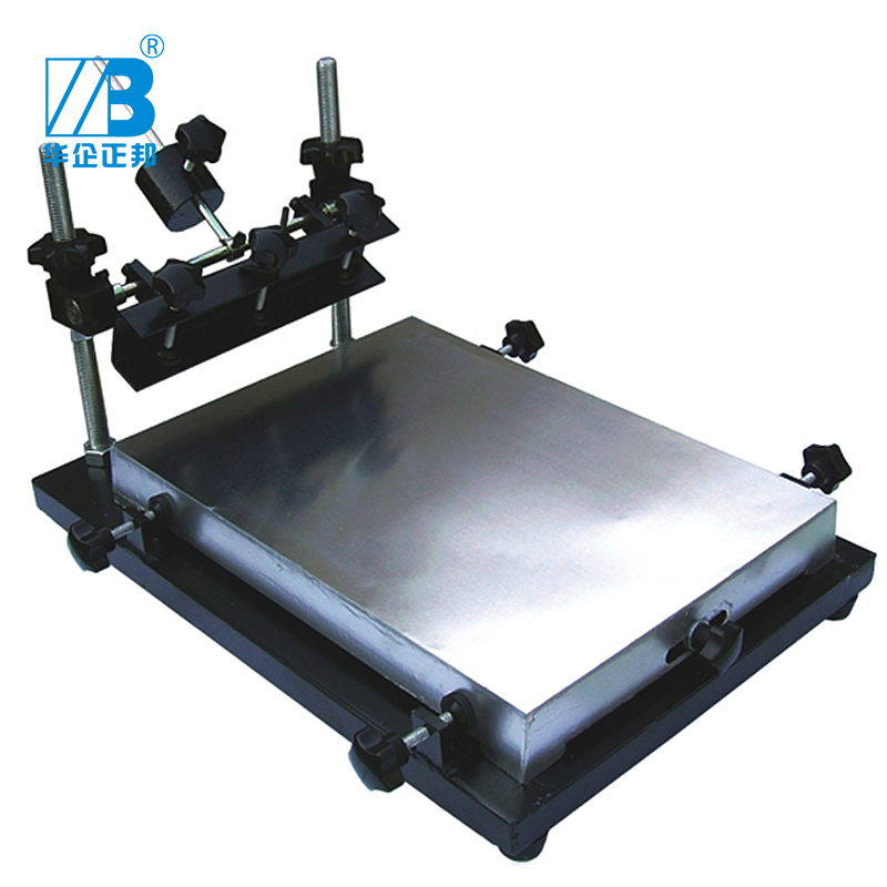 Stencil Printer For SMT Production Line/Low Price PCB Printer