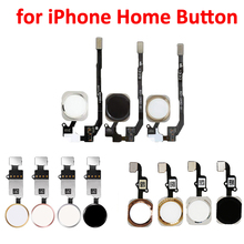 Home Button with Flex Cable Assembly Replacement Mobile Phon