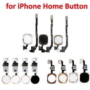MHCAZT Home Button with Flex Cable Assem
