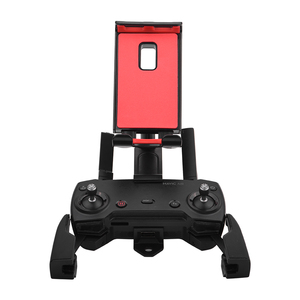 Image 2 - Foldable Monitor Stand Support Holder Mount Remote Control Phone Tablet Bracket for DJI Mavic Mini Pro AIR Spark Drone Accessory
