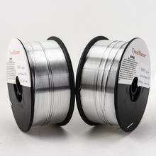 Filo di alluminio Materiale di Saldatura AWS A5.10 ER5356 Filo di Saldatura di Al Mg ER4043 Al Si 0.5KG diametro 0.8/1.0/1.2mm 5356 di Alluminio MIG Filo
