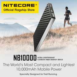NB10000 самая компактная и легкая в мире Мобильная мощность, специально разработанная