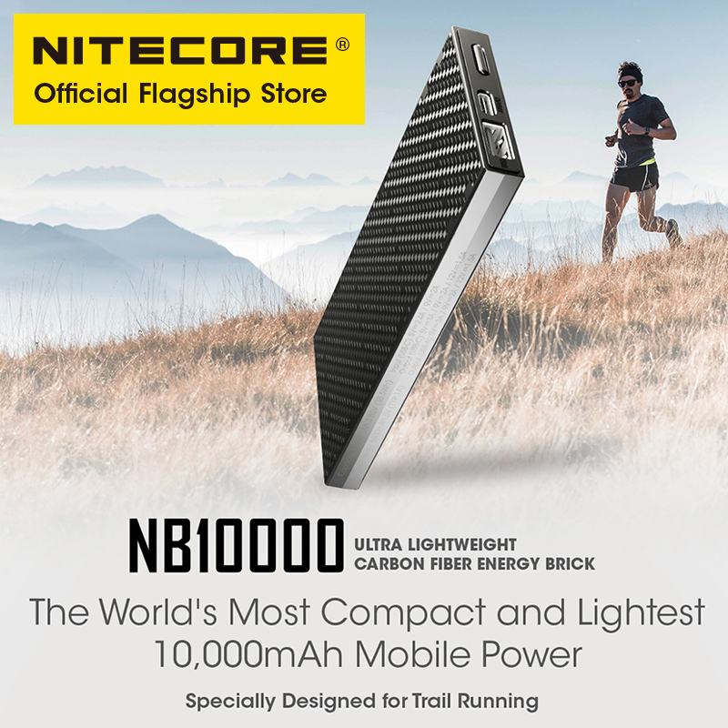 NB10000 The World's Most Compact And Lightest Mobile Power Specially Designed