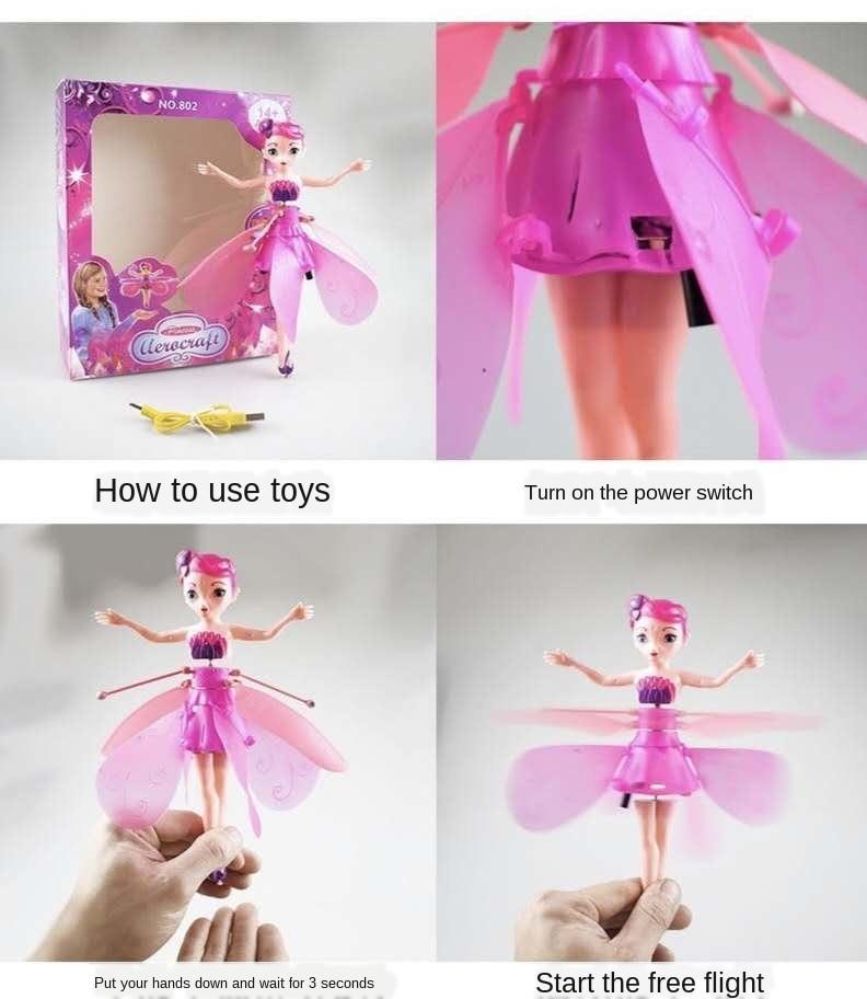 Flying Princess Dolls 5