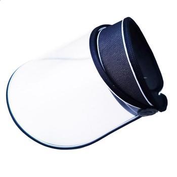Mascarilla transparente, cara completa montada en la cabeza, pantalla, protector facial, protector para la cara