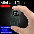 Оригинальный сотовый телефон Soyes 7S + Mini Мобильный телефон 1,5 дюйма IPS цветной большой фонарь ная камера Hifi Звук GSM 2G для студентов