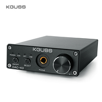 Digital Audio Decoder DAC High Analysis Decoder Amp 24 Bit 192KHz RCA 6.35MM Headphone Port DC12V2A HIFI Audio CS4398