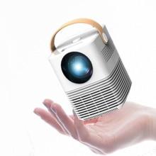 Pico Mini Projector LED Pocket DLP Mobile Phone 1080P Home Cinema Pico Portable