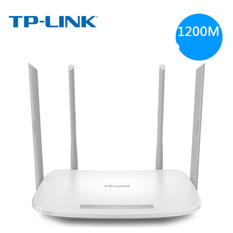 Tp Link TL-WDR5620 Dual Band 5G Wireless WiFi Router 1200M High-speed Through Wall Strong Smart Management WiFi