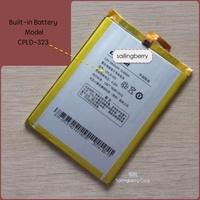 Battery suitable for CoolPad Mobile S6 / 9190L C00 /9190LT00 with Battery Model CPLD 323
