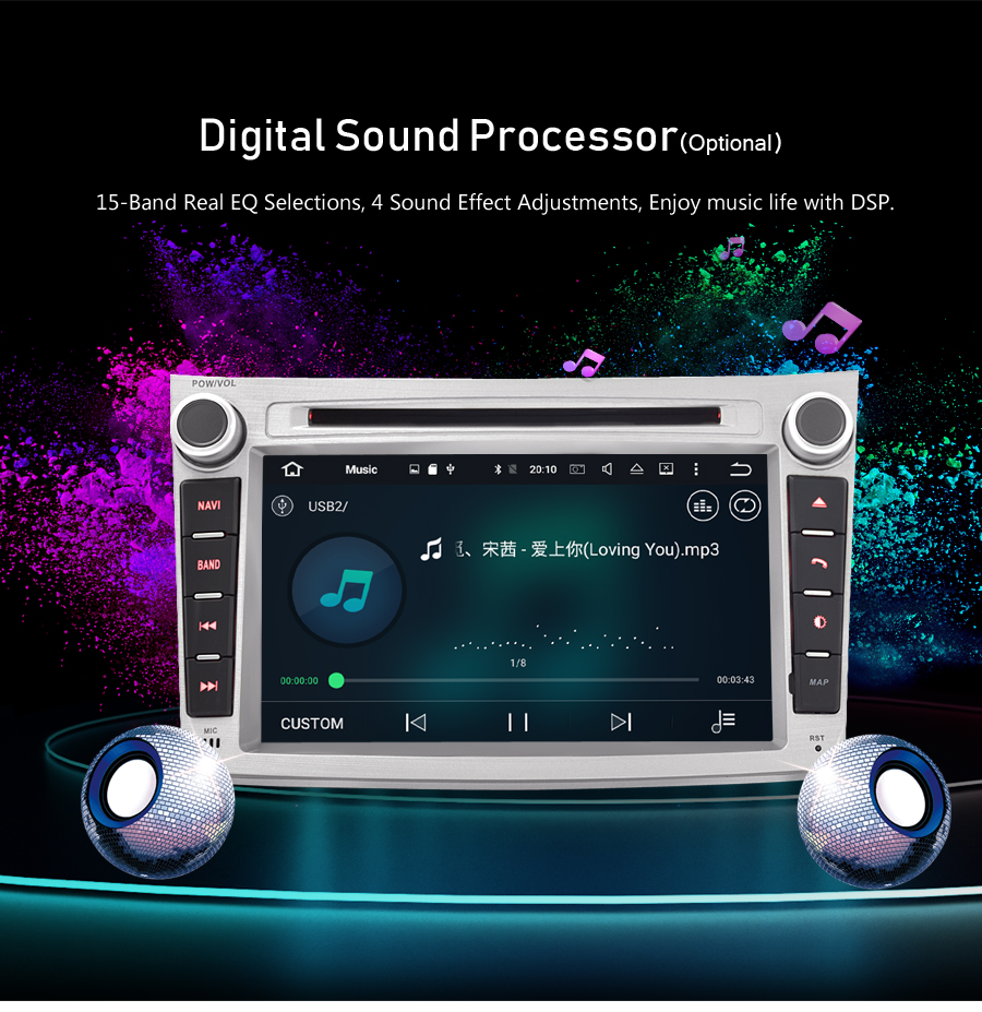 GPS Stereo 2010 For 10