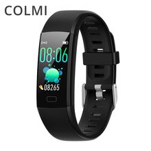 COLMI Fitness Tracker HR Activity Tracker Heart Rate Monitor IP67 Waterproof Smart Band Step Counter Sleep Monitor for Kids Men